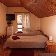 Гостевой дом Кастана Красная Поляна комната для гостей фото 3