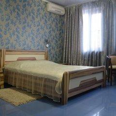 Гостиница Сафари Стандартный номер с двуспальной кроватью фото 15