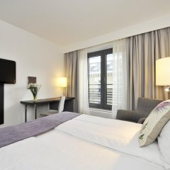 Thon Hotel Cecil 3* Стандартный номер с различными типами кроватей фото 2