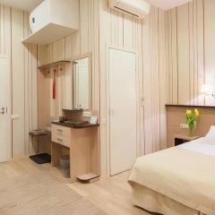 Мини-Отель Веста Номер Делюкс разные типы кроватей фото 3