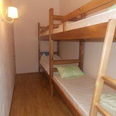 Томас Хостел Кровать в общем номере с двухъярусной кроватью фото 13