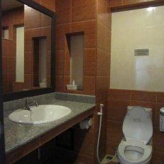 Отель Jomtien Morningstar Guesthouse 2* Стандартный номер с различными типами кроватей фото 11
