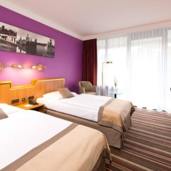 Leonardo Hotel Hannover 4* Номер Комфорт с различными типами кроватей фото 4