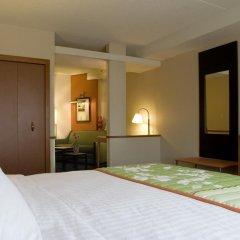 Отель Fairfield Inn by Marriott Washington D.C. США, Вашингтон - отзывы, цены и фото номеров - забронировать отель Fairfield Inn by Marriott Washington D.C. онлайн комната для гостей фото 2