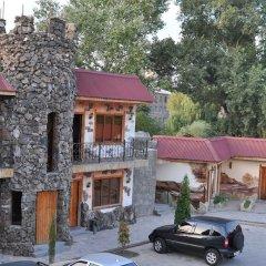Mayisyan Kamurdj Hotel парковка