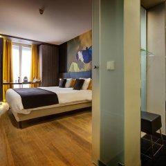 Отель Hôtel Elixir 3* Улучшенный номер с различными типами кроватей фото 9