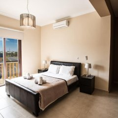 Отель Akefalou Sea View Villa Кипр, Протарас - отзывы, цены и фото номеров - забронировать отель Akefalou Sea View Villa онлайн комната для гостей фото 5