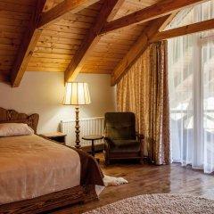 Гостиница Лесная Усадьба Стандартный номер разные типы кроватей фото 5