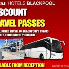 The Royal Alexandra Hotel городской автобус