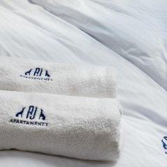 Апартаменты RJ Apartments Dejw ванная