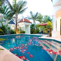 Отель Palm Grove Resort Таиланд, На Чом Тхиан - 1 отзыв об отеле, цены и фото номеров - забронировать отель Palm Grove Resort онлайн бассейн фото 3