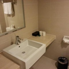 JI Hotel Culture Center Tianjin ванная