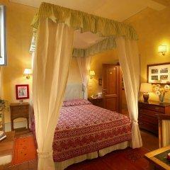 Отель Antica Dimora Firenze 3* Номер Делюкс с различными типами кроватей фото 3