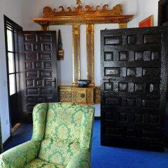 Отель San Román de Escalante 4* Люкс с различными типами кроватей фото 14