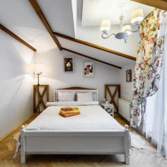 Гостиница В Сердце Львова комната для гостей фото 2