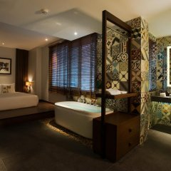 Silverland Sakyo Hotel & Spa 4* Номер Делюкс фото 14