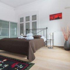 Отель Butterfly Home Danube 3* Номер Делюкс с различными типами кроватей фото 10