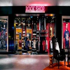 Resorts World Sentosa - Hard Rock Hotel Сингапур развлечения