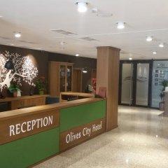 Olives City Hotel интерьер отеля фото 2