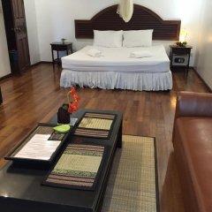 Отель Nawaporn Place Guesthouse 3* Улучшенная студия фото 14