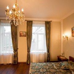 Гостиница Lviv hollidays Galytska комната для гостей