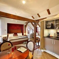 Smetana Hotel 5* Номер Делюкс с различными типами кроватей фото 3