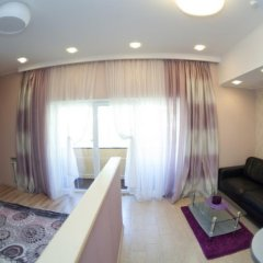 Апартаменты Apartments on Abrikosovaya комната для гостей фото 5