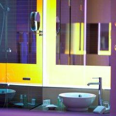Отель Vienna House Andel's Cracow 4* Стандартный номер с различными типами кроватей фото 3