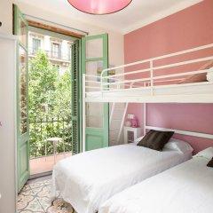 Апартаменты Centric Apartments Sagrada Famila 3 Барселона детские мероприятия