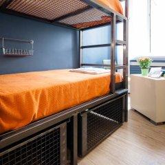 Отель Ostello Bello Grande Кровать в общем номере с двухъярусной кроватью фото 5