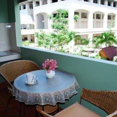 Отель Jomtien Morningstar Guesthouse 2* Стандартный номер с различными типами кроватей