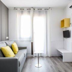 Отель Residencia Universitaria Barcelona Diagonal Барселона комната для гостей