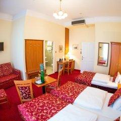 Отель City Pension комната для гостей фото 6