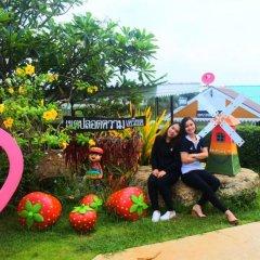 Отель Rimbueng Resort Pranburi 3* Стандартный номер с различными типами кроватей фото 8