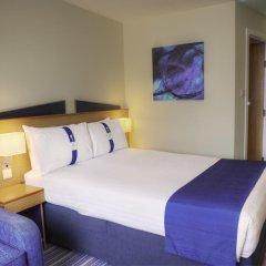 Отель Holiday Inn Express Glasgow Theatreland 3* Стандартный номер разные типы кроватей фото 4