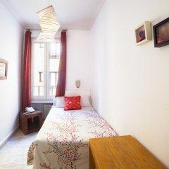 Отель Hostal Barrera Испания, Мадрид - отзывы, цены и фото номеров - забронировать отель Hostal Barrera онлайн комната для гостей фото 4
