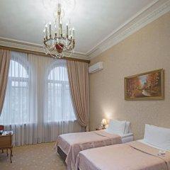 Легендарный Отель Советский 4* Стандартный номер 2 отдельные кровати фото 5