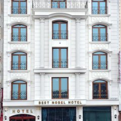 Best Nobel Hotel 2 3* Стандартный номер с различными типами кроватей фото 26