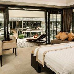 Отель Nikki Beach Resort 5* Стандартный номер с различными типами кроватей фото 2