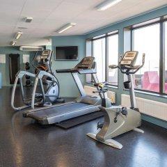 Отель Scandic Laholmen фитнесс-зал фото 3