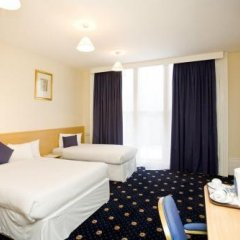Queens Hotel 3* Стандартный номер с различными типами кроватей фото 30