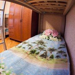 Like Hostel Коломна Кровать в общем номере с двухъярусной кроватью фото 10