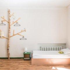 Хостел и Кемпинг Downtown Forest Номер с различными типами кроватей (общая ванная комната) фото 49