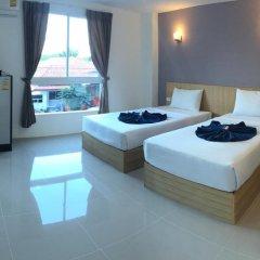 Отель Leelawadee Naka 3* Стандартный номер разные типы кроватей фото 4