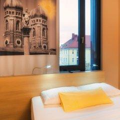 Отель LetoMotel Германия, Мюнхен - 10 отзывов об отеле, цены и фото номеров - забронировать отель LetoMotel онлайн комната для гостей фото 4