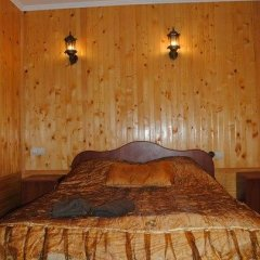 Гостиница Khmilna Zastava Номер Делюкс с разными типами кроватей фото 2
