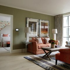 Ham Yard Hotel, Firmdale Hotels 5* Люкс разные типы кроватей фото 2