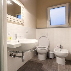 Отель B&B Lory's House Ареццо ванная