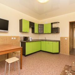 Апартаменты на Амудсена Ieropolis-5 Апартаменты с различными типами кроватей фото 27
