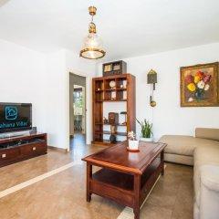 Отель Abahana Villa La Higuera комната для гостей фото 3